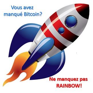 La monnaie Rainbow, le nouveau Bitcoin